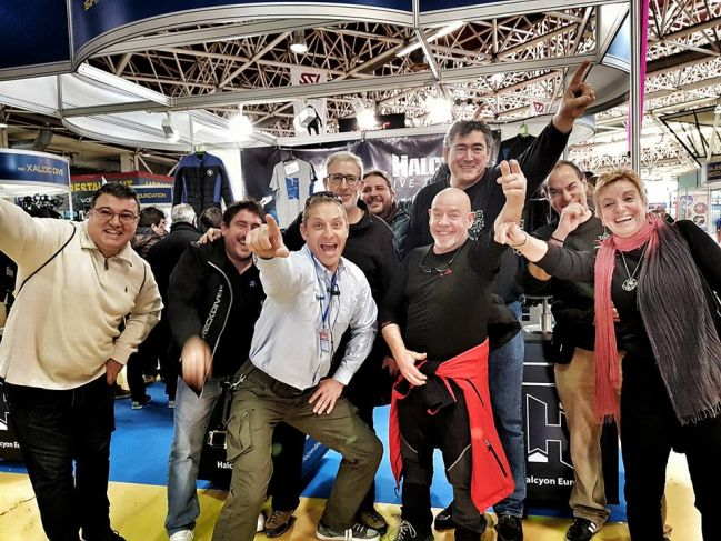 XX Mediterranean Diving Show Barcelona