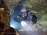 Font Estramar buceo en cuevas en Enero F...