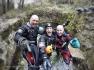 Пещеры Лота кейв дайвинг в октябре Франц...