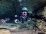Пещеры Лота кейв дайвинг в декабре Франц...